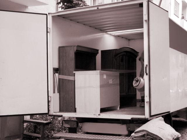 Transport mebli i obrazów