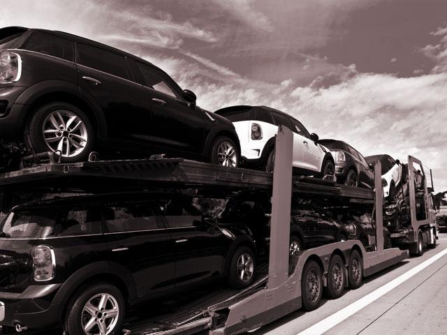 Transport na lawecie